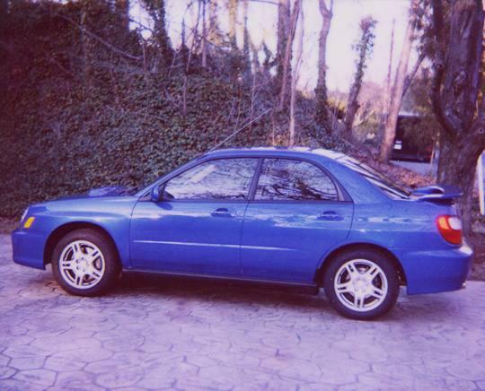 2002 Subaru Impreza WRX: My personal experience and review